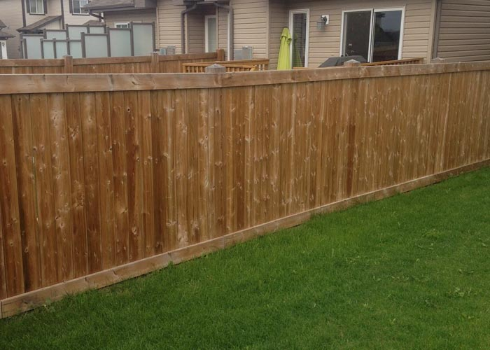 Deck and fence construction services