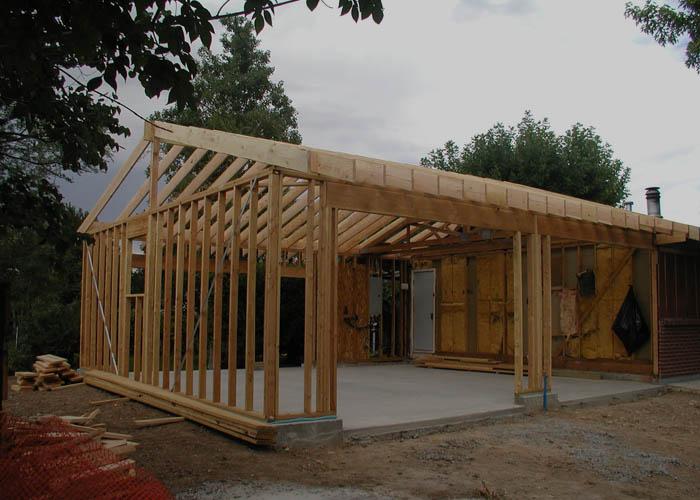 shed garage garden suite services