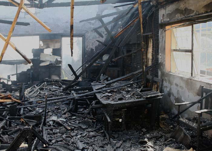 Emergency Fire Damage Restoration Services