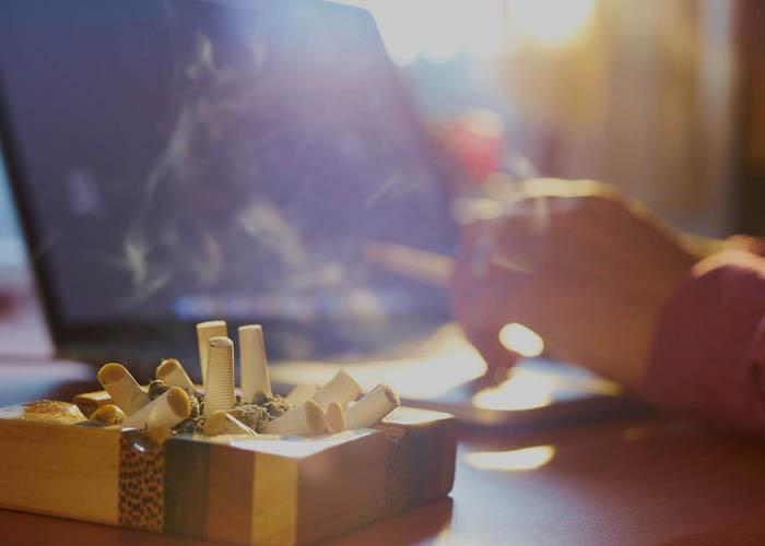 Smoke and Odour Removal Services - Cigarette Smoke