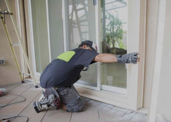 interior door installation and replacement