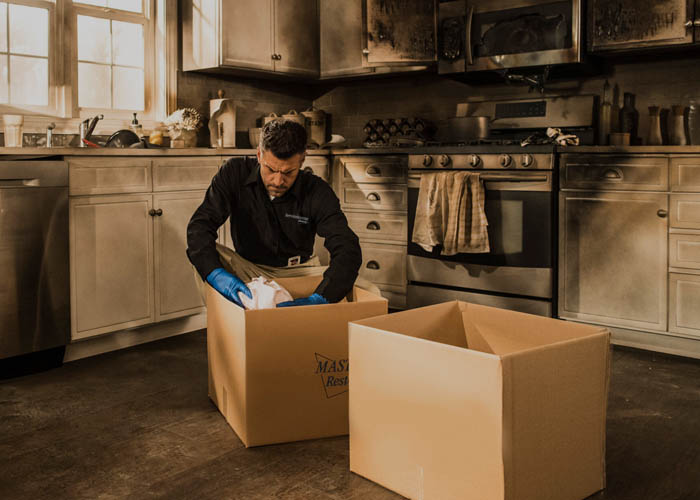 Pack Out and Content Removal Services